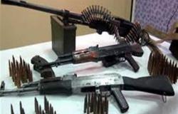 مصرع عنصر إجرامي والعثور على 9 «جرينوف وآلي» خلال تبادل لإطلاق الرصاص مع الشرطة في الجيزة