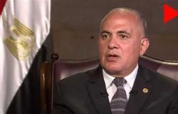 وزير الري: توجد ثورة في إدارة المياه بمصر لم تحدث منذ عهد محمد علي