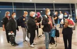 مطار مرسى علم يستقبل 80 رحلة طيران دولية الأسبوع الجاري