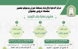 """""""الشؤون الإسلامية"""" بنجران تنظم البرنامج العلمي الدعوي"""