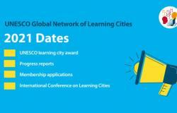 """""""الجبيل"""" تتألق.. وتتصدّر جوائز """"اليونسكو"""" الدولية لأفضل مدن التعلم والتكريم في هذا التوقيت"""