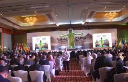 محافظ الجيزة يشهد فعاليات أسبوع القاهرة الرابع للمياه