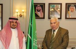 القنصل السعودي يستعرض أوضاع الطلبة السعوديين في الإسكندرية