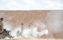 استمرار فعاليات التدريب المصري السوداني المشترك «حارس الجنوب 1»
