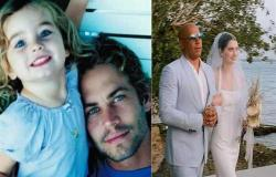 زواج ابنة الفنان الراحل «بول ووكر» يتصدر تريند جوجل .. وصديقه فان ديزل العراب (صور وفيديو)