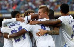 بثنائية .. ريال مدريد يحسم مواجهة الكلاسيكو أمام برشلونة