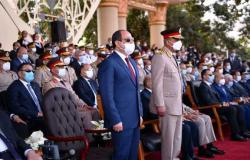 المتحدث العسكري بعد إلغاء حالة الطوارئ : حققنا نجاحا عظيما في معركتنا ضد الإرهاب