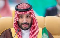 ولي العهد يعلن انتهاء أعمال قمة الشرق الأوسط الأخضر