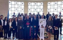 السفير الباباوي بمصر يحي الذكرى 79 لشهداء الحرب العالمية الثانية بالعلمين (صور)