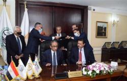 بروتوكول تعاون بين وزارة التموين ومجلس الوحدة الاقتصادية العربية