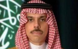 """وزير الخارجية يناقش العلاقات الإستراتيجية السعودية الأمريكية وسُبل تعزيزها مع """"بلينكن"""""""