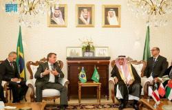 السفارة السعودية تحتفل بمرور 53 عامًا على العلاقات السعودية البرازيلية