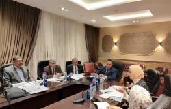«غتورى» يتابع تطوير «الجمارك» ويلتقى لجنة متابعة تنفيذ الخطة الإستراتيجية (صور)