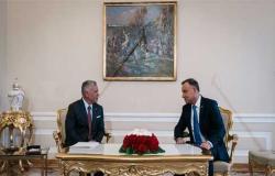 الملك خلال مباحثات مع الرئيس البولندي: الأردن اتخذ السلام خيارا استراتيجيا