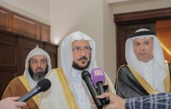 وزير الشؤون الإسلامية:السعودية طهّرت المنابر من خطاب الغلو والتطرف