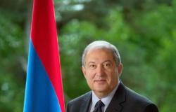 عقب مشاركته في منتدى مبادرة مستقبل الاستثمار.. رئيس أرمينيا يغادر الرياض