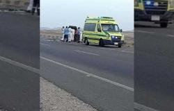 حادث مروع في الهرم.. مصرع سيدة وابنتها وإصابة 3 من أفراد الأسرة في انقلاب ملاكي