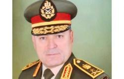 السيسي يقرر تعيين الفريق أسامة عسكر رئيسًا لأركان القوات المسلحة