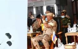 ختام فعاليات التدريب المصري الروسي المشترك «حماة الصداقة- 5»