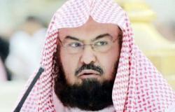 السديس يثمّن جهود أمير منطقة مكة المكرمة بالنيابة بمشروعات المسجد الحرام