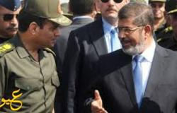 انفراد .. ننشر الخطاب الذى أرسله مرسي للسيسي من داخل سجن برج العرب