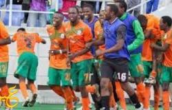 فوز غير مطمئن لزيسكو علي صن داونز بنصف نهائي أبطال إفريقيا