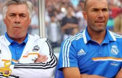 أنشيلوتي يكشف عوامل نجاح زيدان مع ريال مدريد
