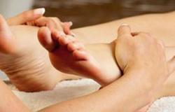 علماء: الجراثيم تحب قدم الإنسان