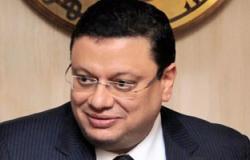 ياسر على يعود للقاهرة بعد المشاركة فى منتدى الحد من الكوارث