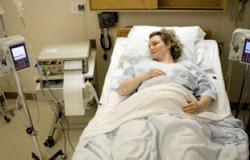 هل يمكن أن أشعر بالانقباضات ولا أكون على وشك الولادة؟