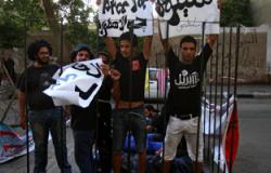 6 أبريل تتضامن مع المثقفين فى اعتصامهم ضد وزير الثقافة