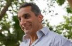 """باسم يوسف يسخر من حوار سد النهضة """"السري المذاع"""" ويصفه بـ""""قعدة المصطبة"""""""