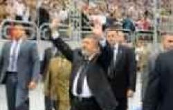 """مرسي بـ""""نصرة سوريا"""".. قَطَع العلاقات مع نظام بشار.. وحَذَّر """"الواهمين"""" من الانقضاض على الثورة"""