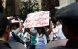 """بيان اليوم الـ 17 لاعتصام المثقفين: باترسون تتجول كـ""""مندوب سامي"""".. وتكرس لمصالح أمريكا وإسرائيل"""