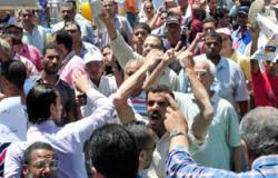 الإخوان: إصابة قيادى بالجماعة بعد منع إقامة الصلاة بمسجد العمرى بفوه