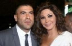 """وائل كفوري يهدي جائزة """"الموركس دور"""" لزوجته وابنته"""