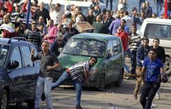اشتباكات أمام محطة قطار سيدى جابر.. وشهود: 8 مصابين
