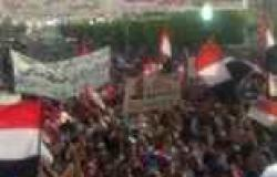 """منصة اعتصام كفر الشيخ تقع في موقف محرج بسبب أغنية ضد """"العسكر"""""""