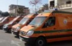 """""""الصحة"""" تكثف من تواجد سيارات الإسعاف بعد تزايد أعداد المتظاهرين في الميادين المختلفة"""