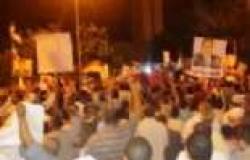 """القوى الإسلامية في أسوان: """"سيسي يا سيسي مرسي هو رئيسي"""""""