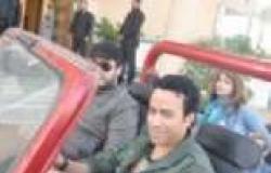 """الحلقة السابعة من """"حاميها حراميها"""": ميشو يخرج من السجن.. ونضال يخطط للقبض على درغام"""