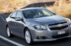 2.5 مليون سيارة مبيعات شيفروليه في النصف الأول من العام 2013