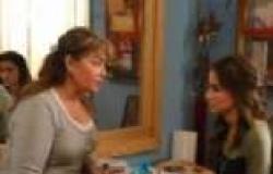 """الحلقة (12) من """"فرح ليلى"""": بعد طول انتظار صديقة """"ليلى"""" تفاجئها بحملها"""