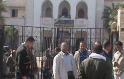 إضراب رئيس اتحاد أمناء وأفراد الشرطة عن الطعام بكفر الشيخ