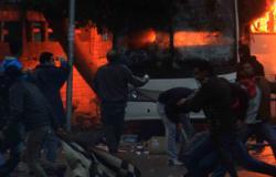 """""""لازم"""" تؤكد إصابة أحد أعضائها بالرصاص فى اشتباكات القائد إبراهيم"""