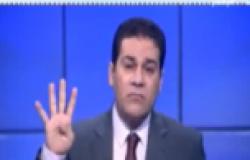 بالفيديو.. مظهر شاهين: «علامة رابعة ماسونية».. و«الإخوان أصلهم يهود»