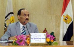 رئيس جامعة أسيوط: رفض أى ممارسات سياسية داخل الحرم الجامعى