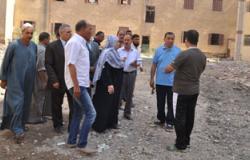 رفع 1200 طن من مخلفات البناء خلال حملة نظافة بالبحيرة