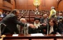 """""""بدراوي"""" يطالب """"الخمسين"""" بنص دستوري لمواجهة الإرهاب"""