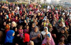 ازدحام أمام السينمات فى أولى أيام عيد الأضحى بالإسكندرية